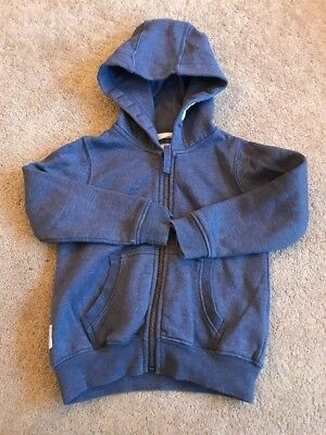 Girls Blue Hoodie, NEXT, Age 3