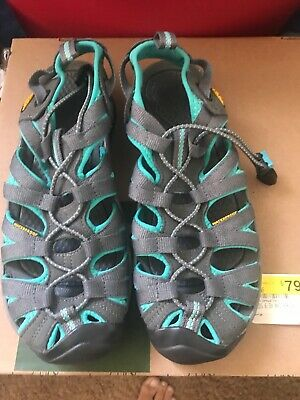 purchase cheap 07c58 bf998 WOMENS KEEN WATER SHOES SANDALS Whisper US Size 6.5 EU 37 UK 4