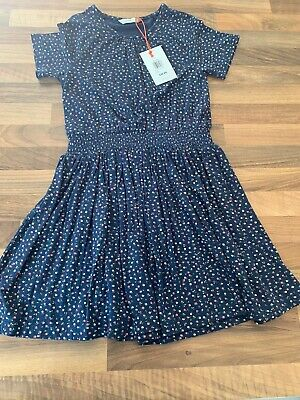 John Lewis girls summer ditsy print floral dress age 5-6 years