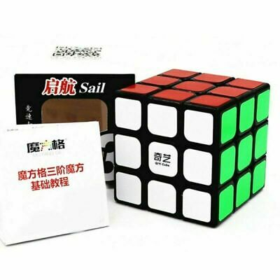 3x3x3 QIYI Magic Cube Ultra-Smooth Professional Speed Cube Puzzle Twist Toys