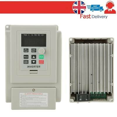 Universal 2.2kW VFD Drive Inverter 220V AC Single-Phase Variable Frequency Drive