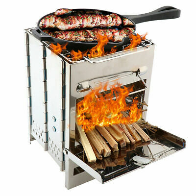 Camping Cookware Sporting Goods REDCAMP Camp Fire Grill