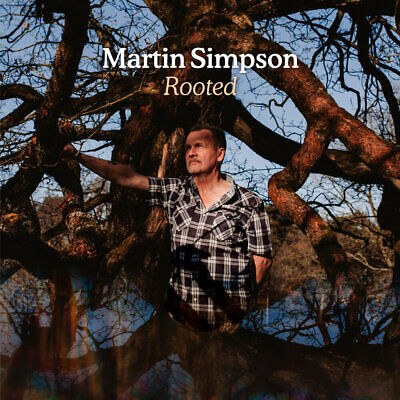 Martin Simpson - Rooted (NEW 2 x CD) (Preorder Out 30th August)