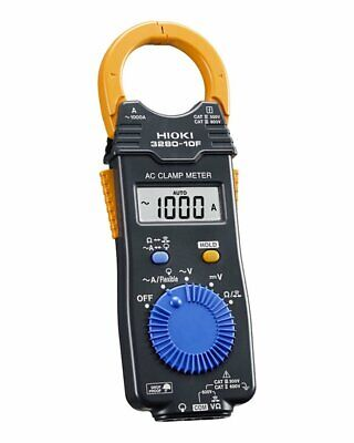HIOKI AC clamp meter 3280-10F Hioki Electric Thin and strong Japan F/S