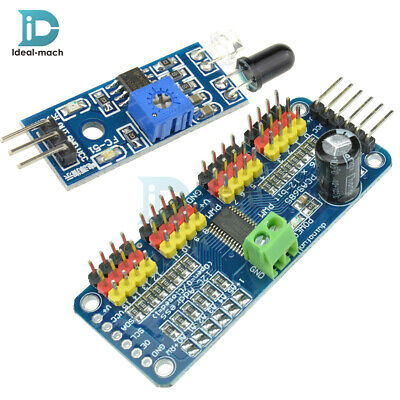 PCA9685 12-bit PWM Servo motor Driver I2C Module 16-Channel For Arduino Robot