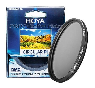 HOYA CPL 49mm--82mm Pro1 CIRCULAR Polarizer Digital Camera Filter for SLR Camera