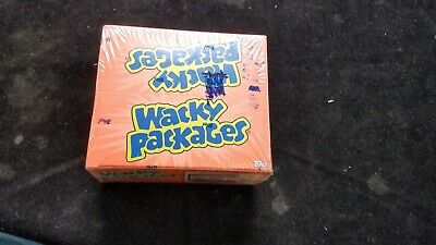 2006 Topps Wacky Packages Box Series 3 Factory Sealed Box NIB