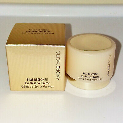 Amore Pacific Time Response Eye Reserve Creme 3 ml New with Box