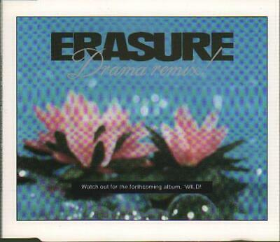"Erasure Drama - Remix! 3"" CD single (CD3) UK LCDMUTE89 MUTE 1989"