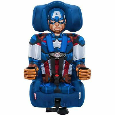 KidsEmbrace Combination Booster Car Seat - Captain America Free Shipping!!