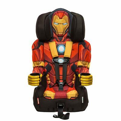 KidsEmbrace Combination Booster Car Seat - Ironman - Free Shipping!!