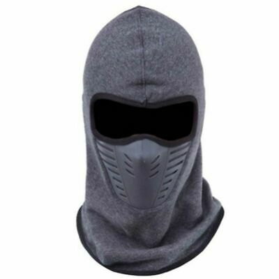 Balaclava Thick Warm Beanies Men Women Winter Hats Sleeve Caps Boy Snow Ski Mask