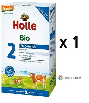 Holle Stage 2 Organic infant Formula 06/2020, 600g, FREE FAST SHIPPING