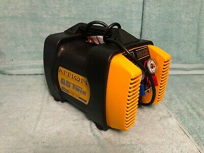 PERFECT Appion G5 Twin Refrigerant Recovery Unit