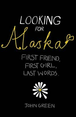 Looking For Alaska by Green, John Paperback Book The Fast Free Shipping