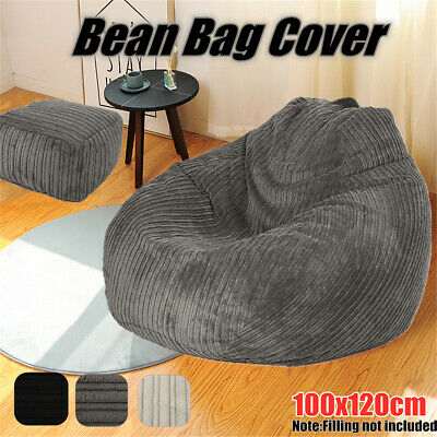 Awe Inspiring Waterproof Stuffed Animal Storage Bean Bag Chair Cover Pdpeps Interior Chair Design Pdpepsorg