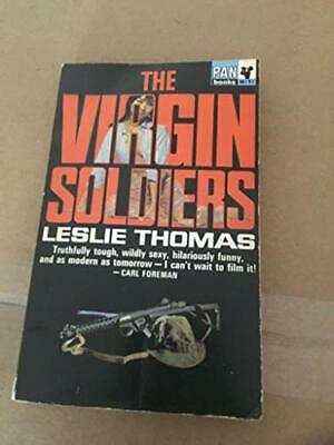 The Virgin Soldiers by Thomas, Leslie Paperback Book The Cheap Fast Free Post