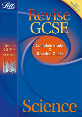 Letts Revise GCSE - Science: Complete Study and Revision Guide, Honeysett, Ian &