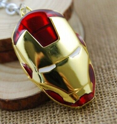 The avengers iron man los vengadores marvel key chain llavero metal