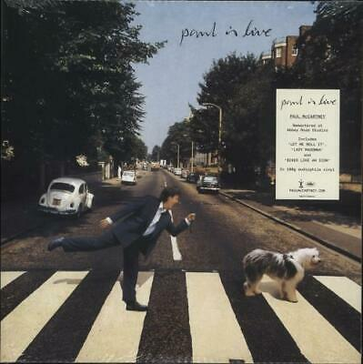 Paul McCartney and Wings Paul Is Live ... UK 2-LP  (Double )