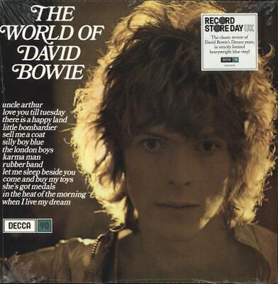 The World Of David Bowie - RSD19 - 18... David Bowie vinyl LP  record UK