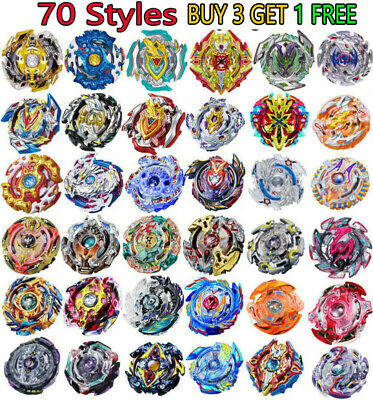 Beyblade Gold Series Burst  Fusion Toupie Bayblade Burst Only the Bey 73 Styles
