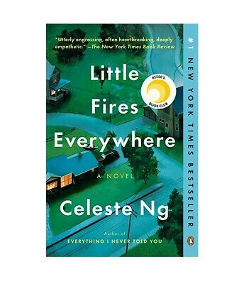 (LITTLE FIRES EVERYWHERE) BY (Celeste Ng) PAPERBACK (NEW)