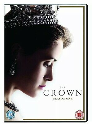 The Crown: Season One (DVD, 2017) NEW SEALED UK R2