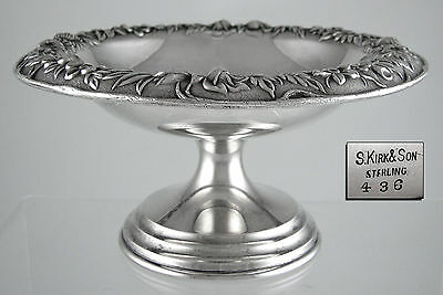 S. Kirk & Son Sterling silver Compote dish (pair)