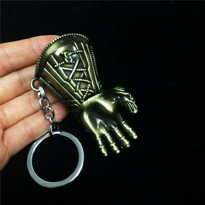 Thanos the avengers los vengadores marvel key chain llavero metal