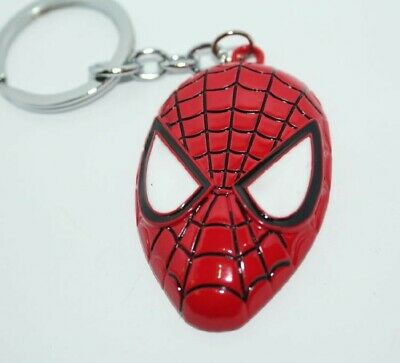Spiderman the avengers los vengadores marvel key chain llavero metal
