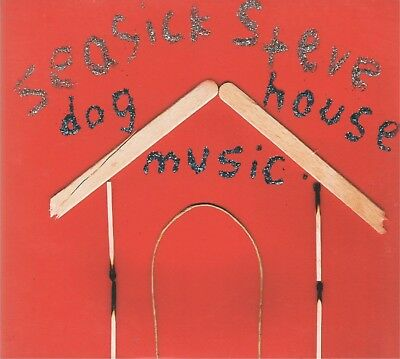 SEASICK STEVE - Dog house music - CD album