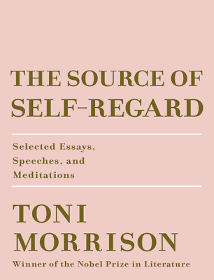 The Source of Self-Regard by Toni Morrison (Electronic book only)