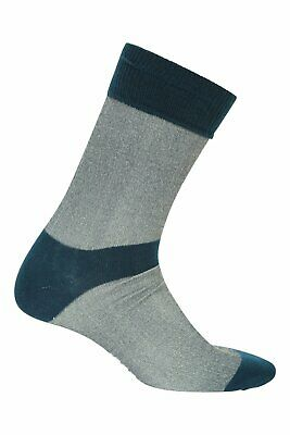 Mountain Warehouse Mens Socks Antibacterial Treatment with Isocool Fabric