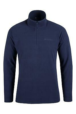 Mountain Warehouse Norway Mens Fleece Breathable Soft Quick Drying