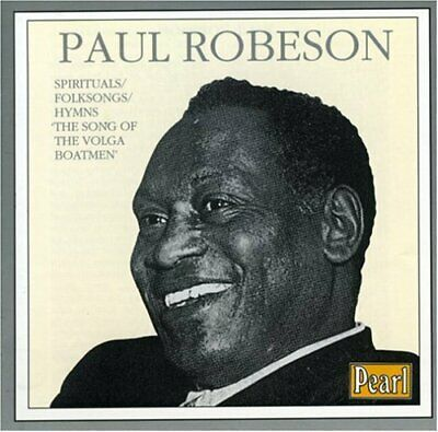 Robeson, Paul - Paul Robeson Vol.2 - Robeson, Paul CD UHVG The Cheap Fast Free