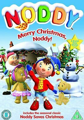 Noddy: Merry Christmas, Noddy! [DVD] - DVD  8SVG The Cheap Fast Free Post