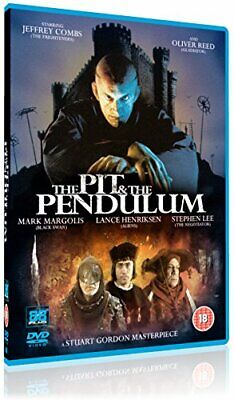 The Pit and the Pendulum [DVD] - DVD  LEVG The Cheap Fast Free Post