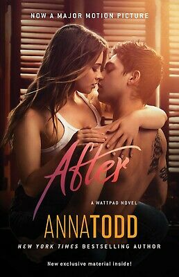 After (1) (The After Series) byAnna ToddPaperback American Literature BOOK