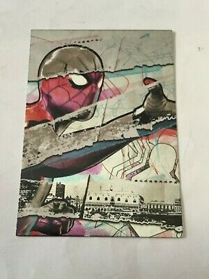 SPIDER-MAN FAR FROM HOME MARVEL card C48  PANINI 2019