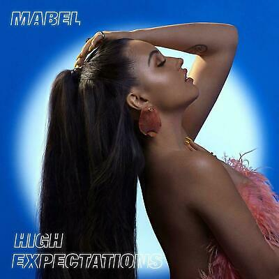 MABEL HIGH EXPECTATIONS CD (New Release August 2nd 2019)