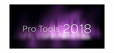 Avid Pro Tools 2018 (Download Card + iLok)