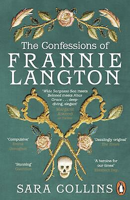 The Confessions of Frannie Langton by Sara Collins Paperback NEW Book
