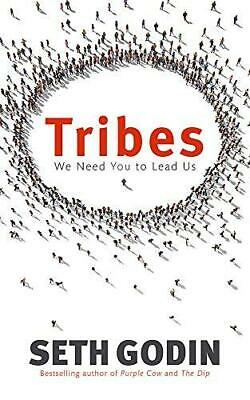 Tribes by Seth Godin Paperback NEW Book