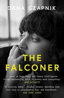 The Falconer by Dana Czapnik Paperback NEW Book