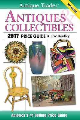 2017 Antique Trader Antiques & Collectibles Price Guide *UNUSED & FREE SHIPPING