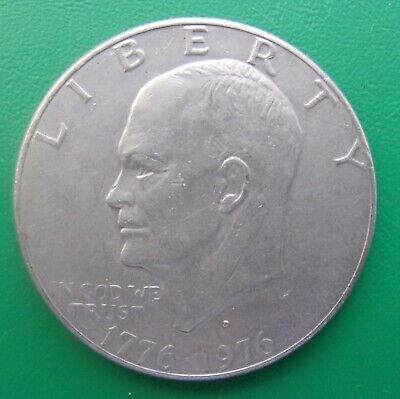 United States 1976 One Dollar coin