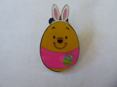 Disney Trading Pins 127802 HKDL - Spring 2018 - Easter Eggs Mystery - Pooh