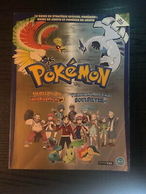 Guide de jeu Pokémon Version Or et Argent