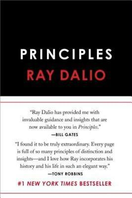 Principles Life and Work by Ray Dalio (9781501124020)
